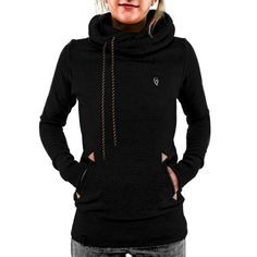 Women Fashion Warm Hoodie Sweatshirt
