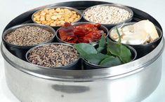 Popu or Tiragamata Dabba (Spice Box)