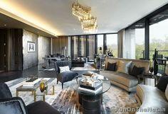 The Penthouse, London, UK - 200 million pounds