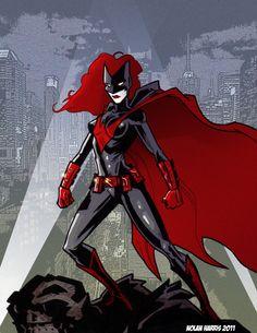 Batwoman - Nolan Harris