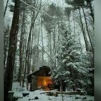 Reminds me of Dale's cabin.. St Mary's Ontario.