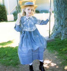 Sara Stanley Avonlea | Road to Avonlea Sara Stanley..love her dress