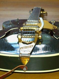 Gretsch Guitars.