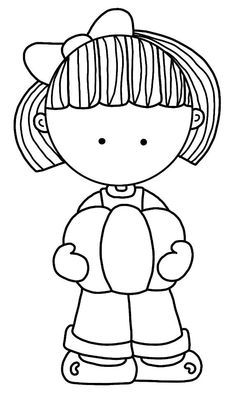 The Digi Garden Coloring Pages For Girls, Coloring Book Pages, Coloring For Kids, Free Coloring, Strawberry Shortcake Coloring Pages, Artwork Ideas, Cookie Ideas, Colorful Drawings, Digi Stamps