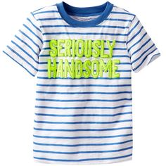 CAMISETA SERIOUSLY HANDSOME - CARTER'S