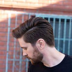 40 Simple, Regular, Clean Cut Haircuts for Men - Men's Hairstyles Classic Mens Hairstyles, Mens Hairstyles With Beard, Classic Haircut, Hair And Beard Styles, Haircuts For Men, Cool Hairstyles, Medium Hairstyles For Men, Man Haircut Medium, Popular Haircuts