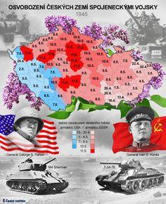 Osvobození českých zemí spojeneckými vojsky-Foto: Český rozhlas