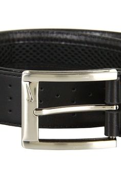 Nike Tiger Woods Perf Mesh II (Black) Men's Belts - Nike, Tiger Woods Perf Mesh II, 1207801, Apparel Bottom Belts, Belts, Bottom, Apparel, Clothes Clothing, Gift, - Street Fashion And Style Ideas