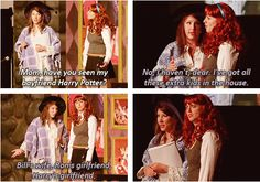 A Very Potter Senior Year- how the weasleys view jenny