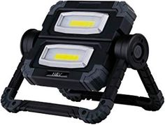 EverBrite Work Light 800 Lumen Rechargeable CREE LED Lawn Light with Stand 3 Modes Waterproof Lamp for Camping Car Repairing Outdoor