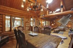 The Deer House - a character cabin in the woods - Cottages for Rent in Bragg Creek, Alberta, Canada Cottage In The Woods, Cabins In The Woods, Bragg Creek, Rustic Charm, Deer, Pine, Night, Building, House