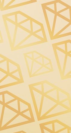 gold diamonds