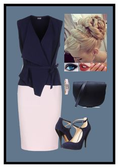 """""""Friday's Fashion: 15 January 2016"""" by simmy-patel313 ❤ liked on Polyvore featuring Mantù, Nine West, Audemars Piguet and Sophie Hulme"""