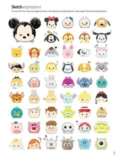 49 ideas for style guides disney Cute Disney Drawings, Cute Easy Drawings, Kawaii Drawings, Doodle Drawings, Cartoon Drawings, Drawing Disney, Kawaii Disney, Disney Art, Disney Style