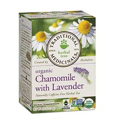 Buy Organic Chamomile with Lavender Tea 16 Tea Bags & other Coffee & Tea. Organic Chamomile with Lavender tea with lemon balm has digestive and nervous system sedating properties useful for nervous stomach. Organic Herbal Tea, Herbal Teas, Lavender And Lemon, Lavender Flowers, Chamomile Tea, Star Wars, Lemon Balm, Thing 1, Gourmet