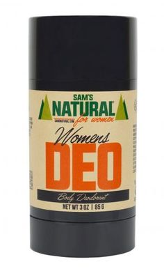 Sam's Natural Women's Deodorant has a natural lavender and sage oil blend with delicate notes of citrus to keep you fresh long after the sun goes down. Vegan Deodorant, Deodorant For Women, All Natural Deodorant, Carrot Seed Essential Oil, Clary Sage Essential Oil, Tea Tree Essential Oil, Litsea Cubeba, Pumpkin Seed Oil, Mct Oil