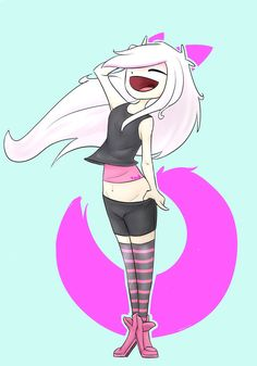Mangle FNAFHS by Togaed on DeviantArt