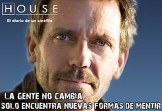 House Quotes, Life Quotes, House Cast, Quotes En Espanol, House Md, Interesting Quotes, More Words, House Doctor, Thoughts And Feelings