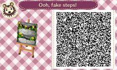 Cutesy steps found on qrcrossing made by Yo_Soy_Tierdo
