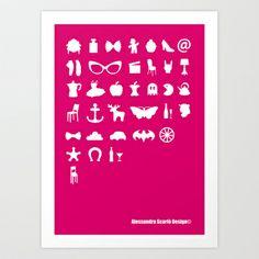 Merci di Culto Art Print by Merci di culto - $14.56