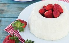 Fløderand Dessertklassikeren som alle holder af. Passer perfekt når sommerens jordbær er modne og fulde af smag.
