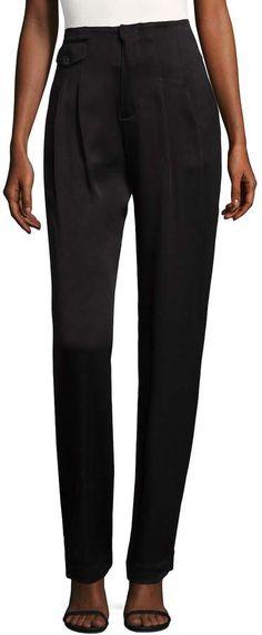 faee08dce8fc MARISSA WEBB Women s Quinn Satin Crepe Pants