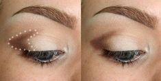 Eye Makeup Tips – How To Apply Eyeliner – Makeup Design Ideas Eyeshadow Basics, Blending Eyeshadow, Natural Eyeshadow, How To Apply Eyeshadow, How To Apply Mascara, Eyeshadow Looks, How To Apply Makeup, Eyeshadow Makeup, Eyeshadows