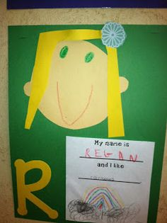 Mrs. Cates' Kindergarten: Beginning Of The Year