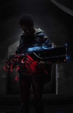 Watch Kin : Movies Trailer A Young Boy Finds A Powerful Otherworldly Weapon, Which He Uses To Save His Older Adoptive Brother From A Crew Of. Young Boys, Movies Online, Weapons, Darth Vader, Fictional Characters, Accessories, Baby Boys, Weapons Guns, Guns