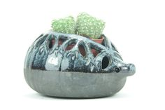 This flower pot, Succulent planter is a lovely gift. It can also be used as a candle holder or a Cactus Pot. Place you new plant in this unique blue plant pot, ceramic planter, Flower plant pot as a house decor accessory. It is a great Gift for mom, Mini pot plant. This item is for the pot itself, plant not included. After I make the pot on the wheel, I cut out the geometric shapes to add to the design. This is done by hand with a small ceramic knife. When it is used as a candle holder…