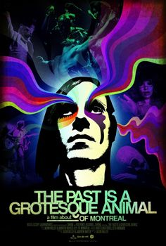 The Past is a Grotesque Animal Movie Poster