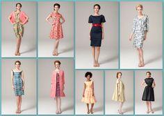 Beautiful 50's style dresses!