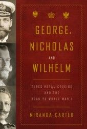 This is probably the best book about these three cousins that I've ever read.  I really covers the events and family relations that lead up to World War I - which would eventually lead to World War II.  A great read!