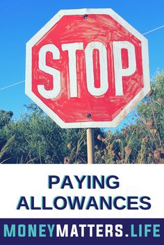 Stop paying allowances, it doesn't teach your kids anything! Help your kids develop great personal responsibility with a commission system based on their performance.  #FinancialFreedom #DebtFree #Parenting #Money #Allowance #Finance #DaveRamsey #FPU