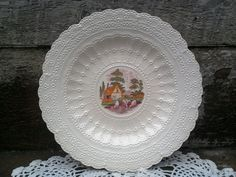 Spode Jewel COW Dinner Plate Serving by CottonCreekCottage on Etsy ... & Cow Jewels and Plates on Pinterest