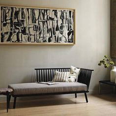 Modern Windsor Chaise from west elm $699