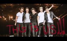 ONE DIRECTION THIS IS US!!