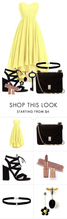 """Spring!!!!!"" by kweencupcake08 on Polyvore featuring Valentino, Amanda Rose Collection and Tiffany & Co."