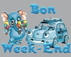 TRES BON DIMANCHE..ET TRES BON WEEK-END..