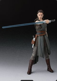 S.H. Figuarts Rey Star Wars: The Last Jedi