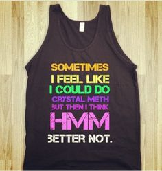 Pitch perfect workout shirt! I want this!!:)