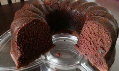 Chocolate velvet cake aneb sametová bábovka