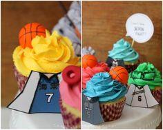 Kise Ryota Cupcake