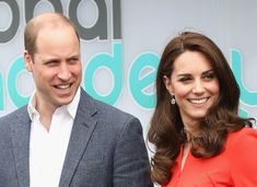 Kate Middleton Photos Photos - Prince William, Duke of Cambridge and Catherine, Duchess of Cambridge depart after attending the official opening of The Global Academy in support of Heads Together at The Global Academy on April 20, 2017 in Hayes, England. The Global Academy is a state school founded and operated by Global, The Media