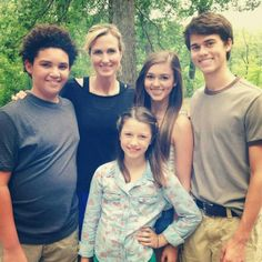 Kori, John Luke, Sadie, lil Willie, and Bella Willie Robertson, Robertson Family, Sadie Robertson, John Luke, Redneck Humor, Duck Calls, Quack Quack, Duck Commander, Duck Dynasty