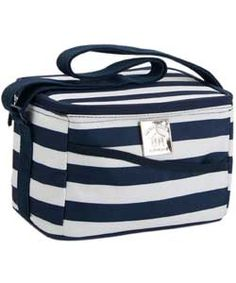 Buy Coastal Breton Insulated Personal Cooler - Blue and White at Argos.co.uk, visit Argos.co.uk to shop online for Cool boxes