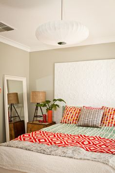 House Nerd Blogger's Quirky Retreat - eclectic - Bedroom - Perth - Twinkle and Whistle