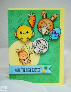 Have the best Easter | Clearly Besotted, Mama Elephant