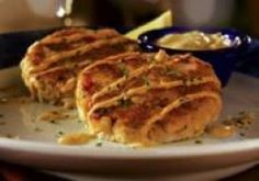 Red Lobster Restaurant Copycat Recipes: Pan Seared Crab Cakes