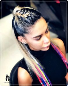 You think braided hairstyles are only for real hair professionals? Are you kidding me? Are you serious when you say that! Here you can find out how yo. Plaits Hairstyles, Kids Braided Hairstyles, Popular Hairstyles, Fishbone Braid, Herringbone Braid, Strong Hair, Braids For Long Hair, Hair Sticks, Look In The Mirror